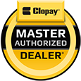 Pat's Garage Doors & Repairs LLC is a Clopay Master Authorized Dealer serving the Baton Rouge area.